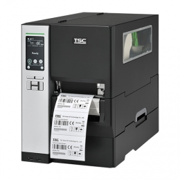 TSC MH340, 12 pts/mm (300 dpi), écran, TSPL-EZ, USB, RS232, Ethernet, WiFi