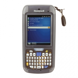 Honeywell CN75e, 2D, EA30, USB, BT, WiFi, GSM, QWERTY, GPS, Android